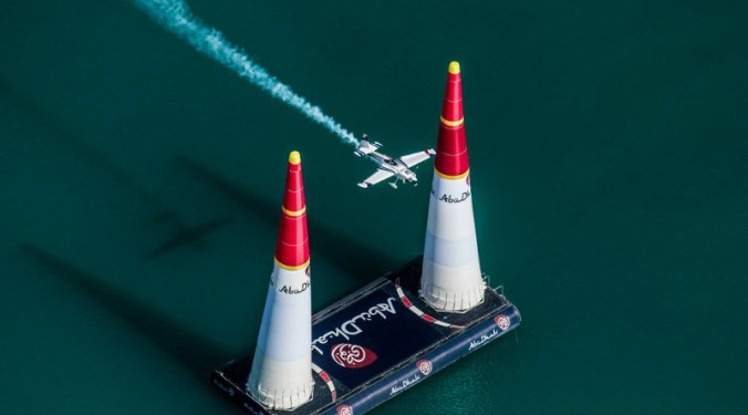 Redbull Air Race World Championship Abu Dhabi — Delta Live