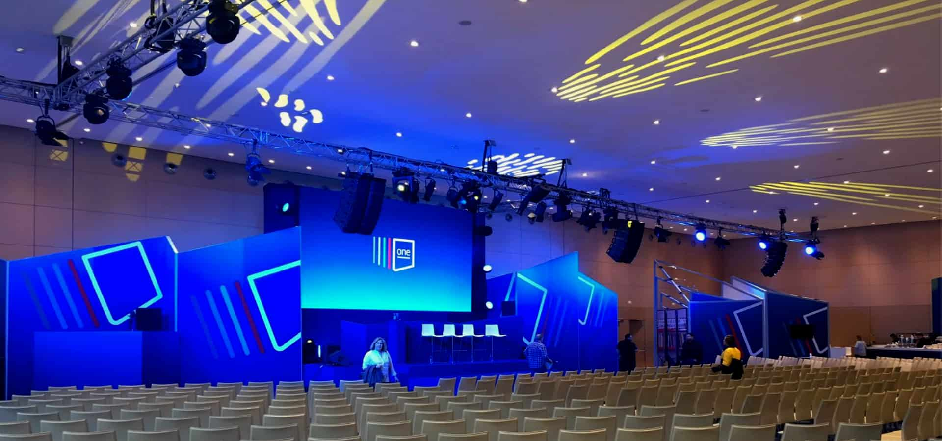 Springer Nature Conference and Gala — Delta Live – Audio